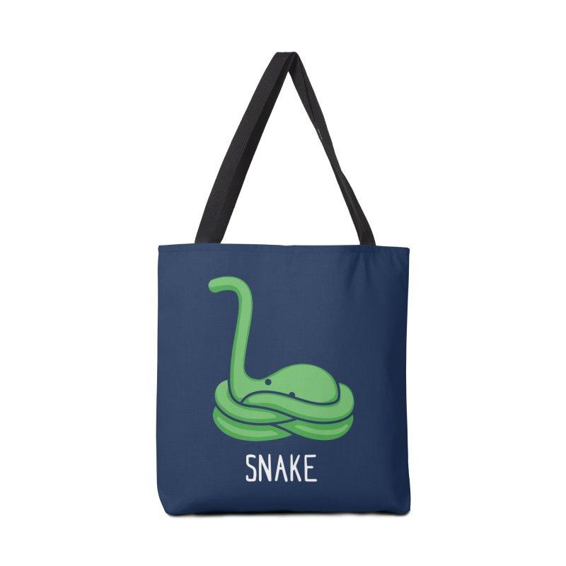Snake (Not an Octopus) Accessories Bag by Gyledesigns' Artist Shop
