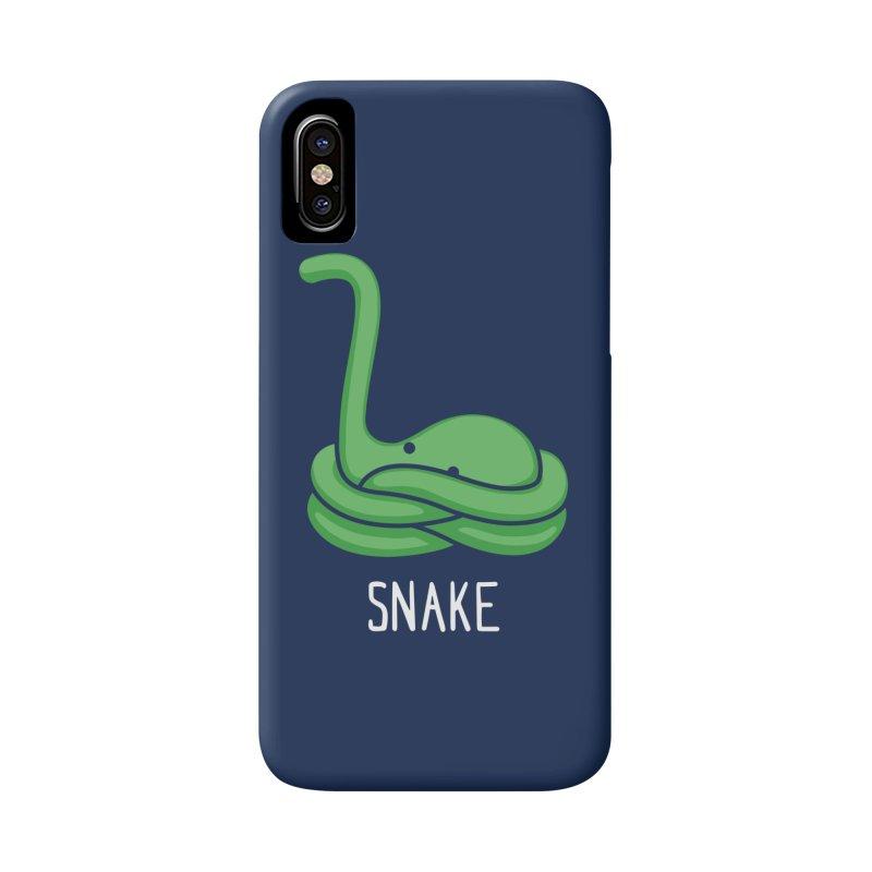 Snake (Not an Octopus) Accessories Phone Case by Gyledesigns' Artist Shop
