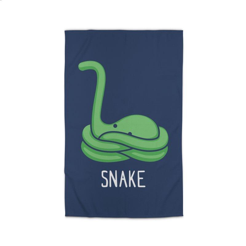 Snake (Not an Octopus) Home Rug by Gyledesigns' Artist Shop