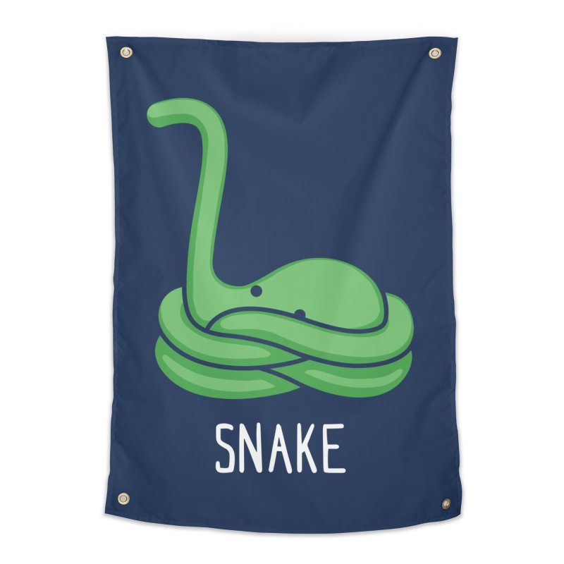 Snake (Not an Octopus) Home Tapestry by Gyledesigns' Artist Shop