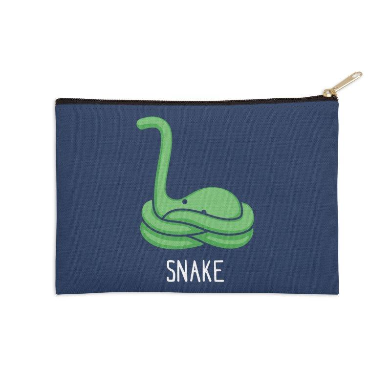 Snake (Not an Octopus) Accessories Zip Pouch by Gyledesigns' Artist Shop