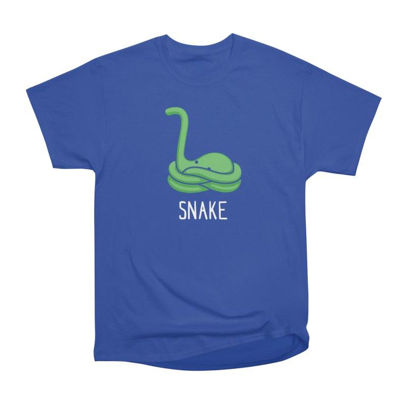 Snake (Not an Octopus) Women's Classic Unisex T-Shirt by Gyledesigns' Artist Shop