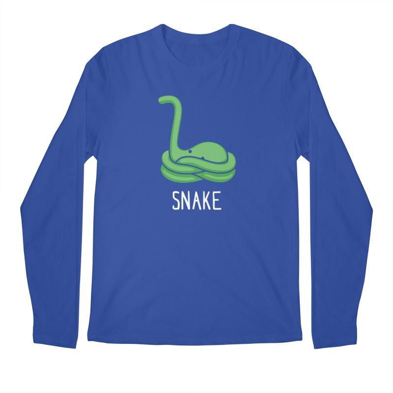 Snake (Not an Octopus) Men's Longsleeve T-Shirt by Gyledesigns' Artist Shop