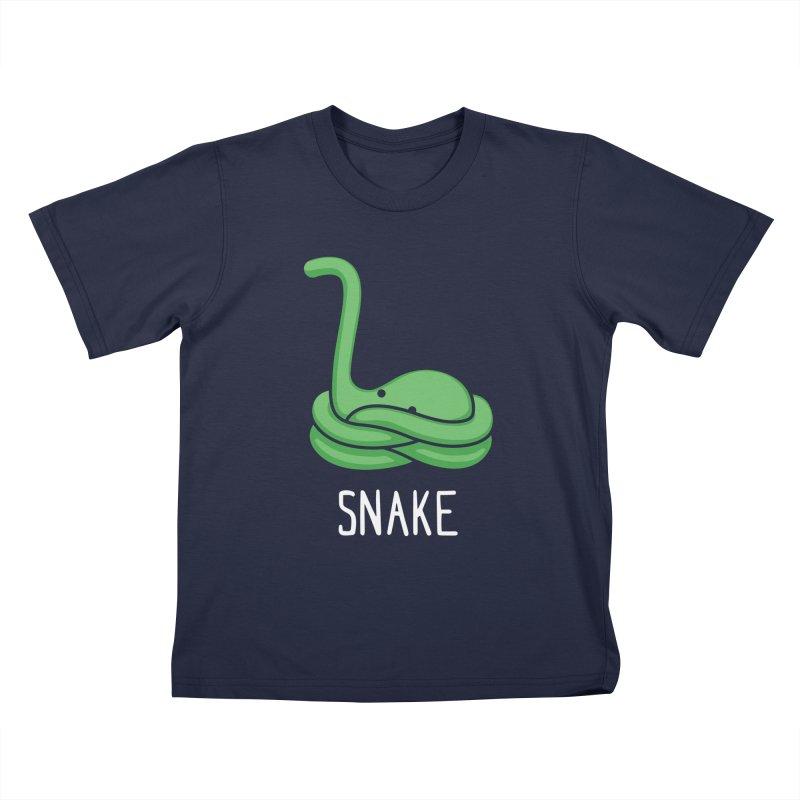 Snake (Not an Octopus) Kids T-shirt by Gyledesigns' Artist Shop