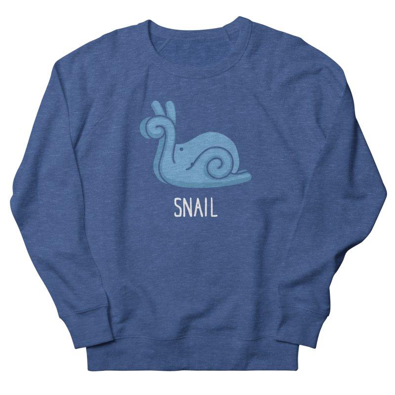 Snail (Not an Octopus) Women's Sweatshirt by Gyledesigns' Artist Shop