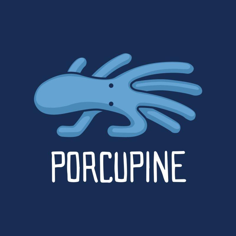 Porcupine (Not an Octopus) by Gyledesigns' Artist Shop
