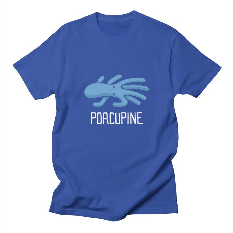 Porcupine (Not an Octopus) Women's Unisex T-Shirt by Gyledesigns' Artist Shop