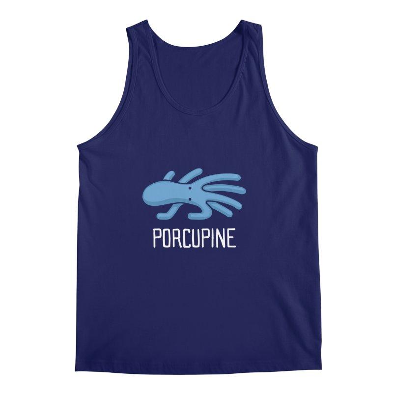 Porcupine (Not an Octopus) Men's Tank by Gyledesigns' Artist Shop