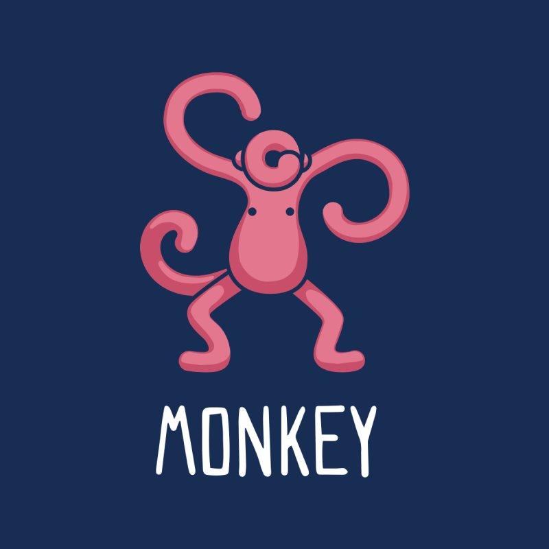 Monkey (Not an Octopus) by Gyledesigns' Artist Shop