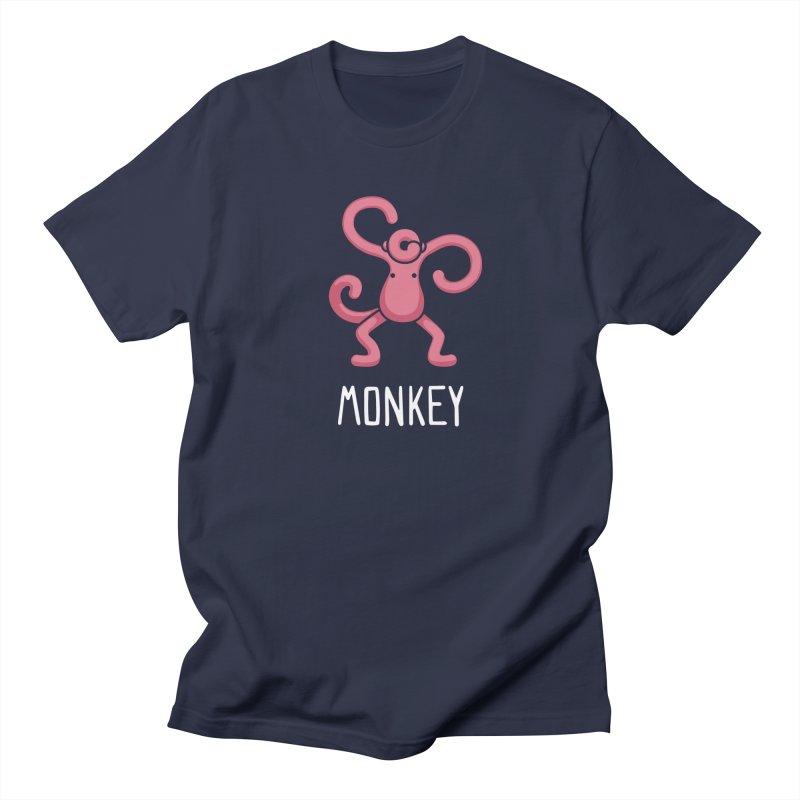 Monkey (Not an Octopus) Women's Unisex T-Shirt by Gyledesigns' Artist Shop