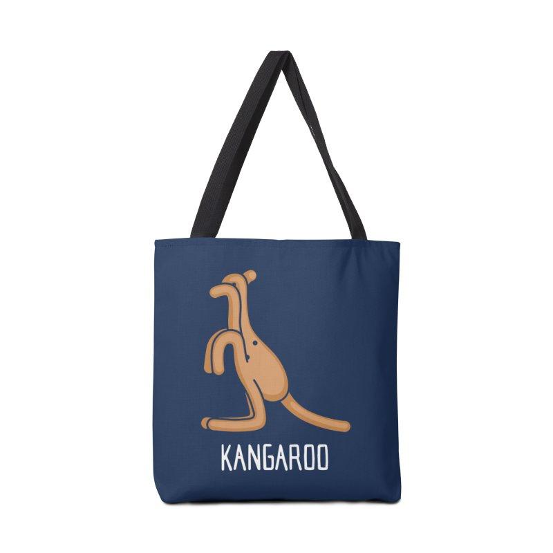 Kangaroo (Not an Octopus) Accessories Bag by Gyledesigns' Artist Shop
