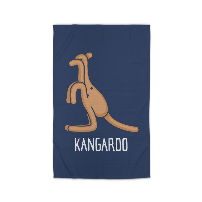 Kangaroo (Not an Octopus) Home Rug by Gyledesigns' Artist Shop