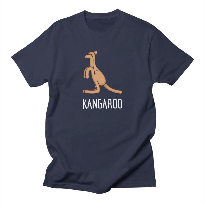 Kangaroo (Not an Octopus) Women's Unisex T-Shirt by Gyledesigns' Artist Shop