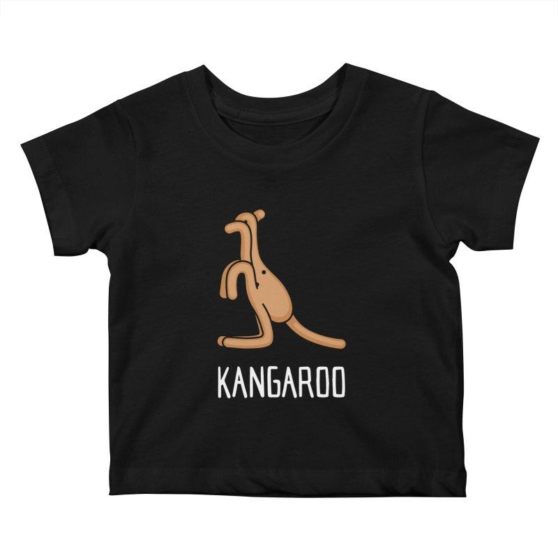 Kangaroo (Not an Octopus) Kids Baby T-Shirt by Gyledesigns' Artist Shop