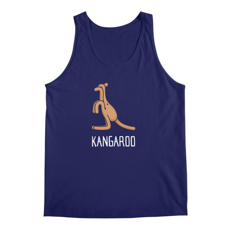 Kangaroo (Not an Octopus) Men's Tank by Gyledesigns' Artist Shop