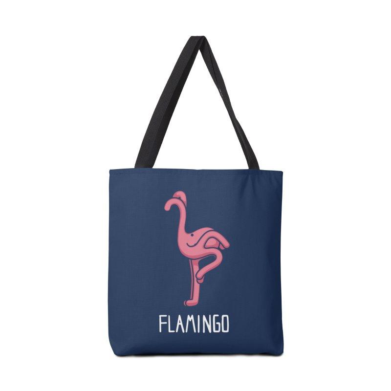Flamingo (Not an Octopus) Accessories Bag by Gyledesigns' Artist Shop