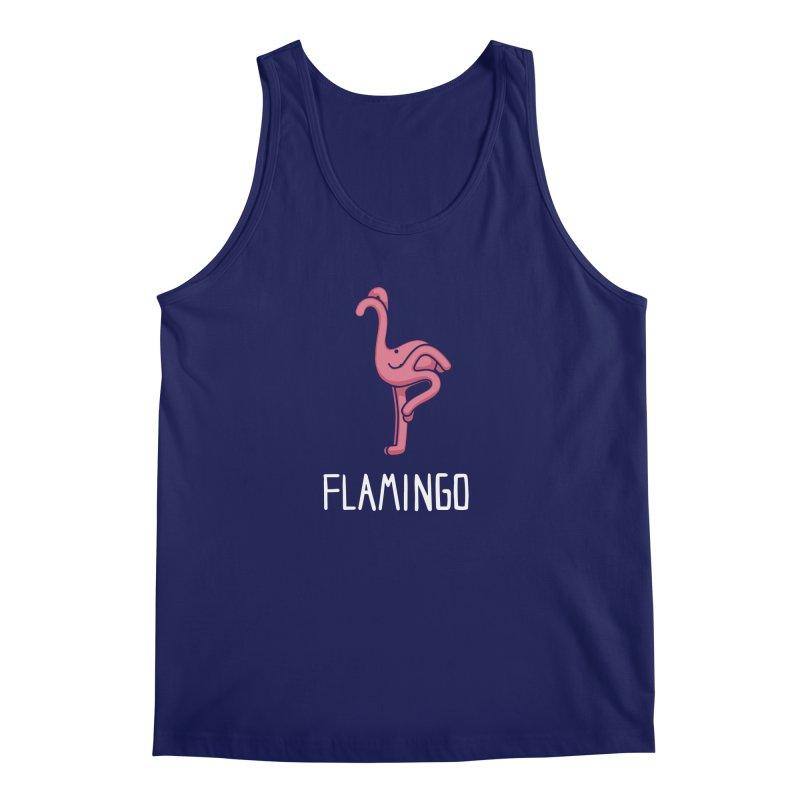 Flamingo (Not an Octopus) Men's Tank by Gyledesigns' Artist Shop