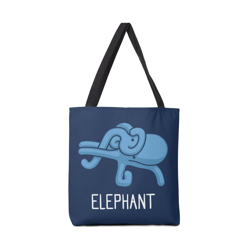 Elephant (Not an Octopus) Accessories Bag by Gyledesigns' Artist Shop