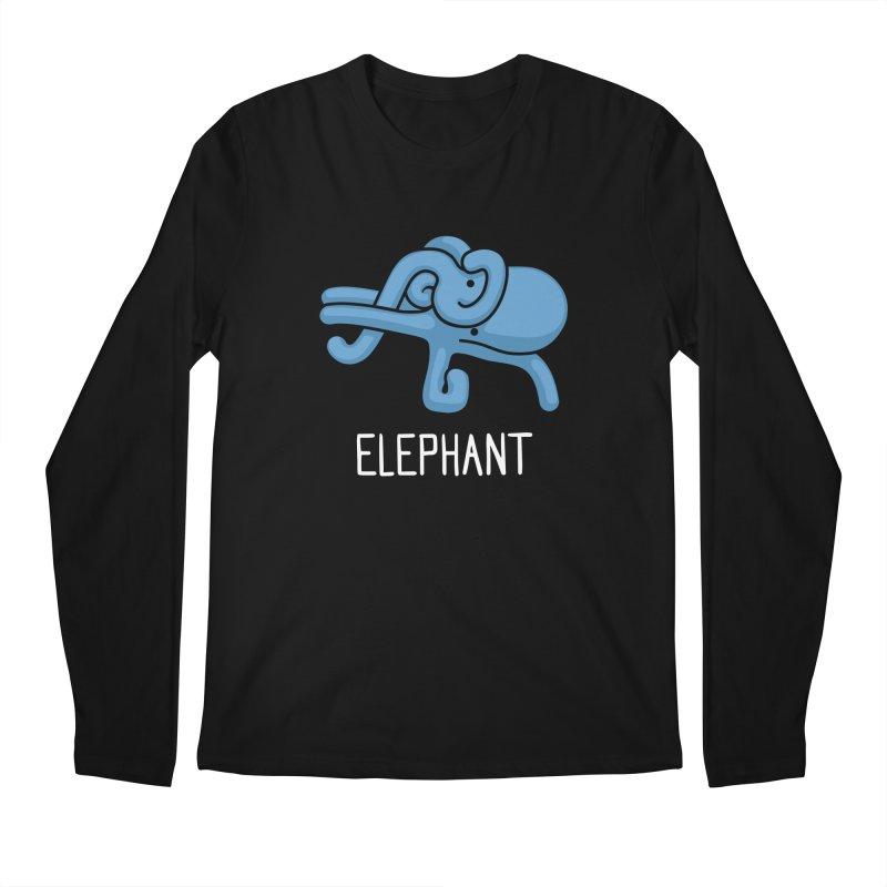 Elephant (Not an Octopus) Men's Longsleeve T-Shirt by Gyledesigns' Artist Shop