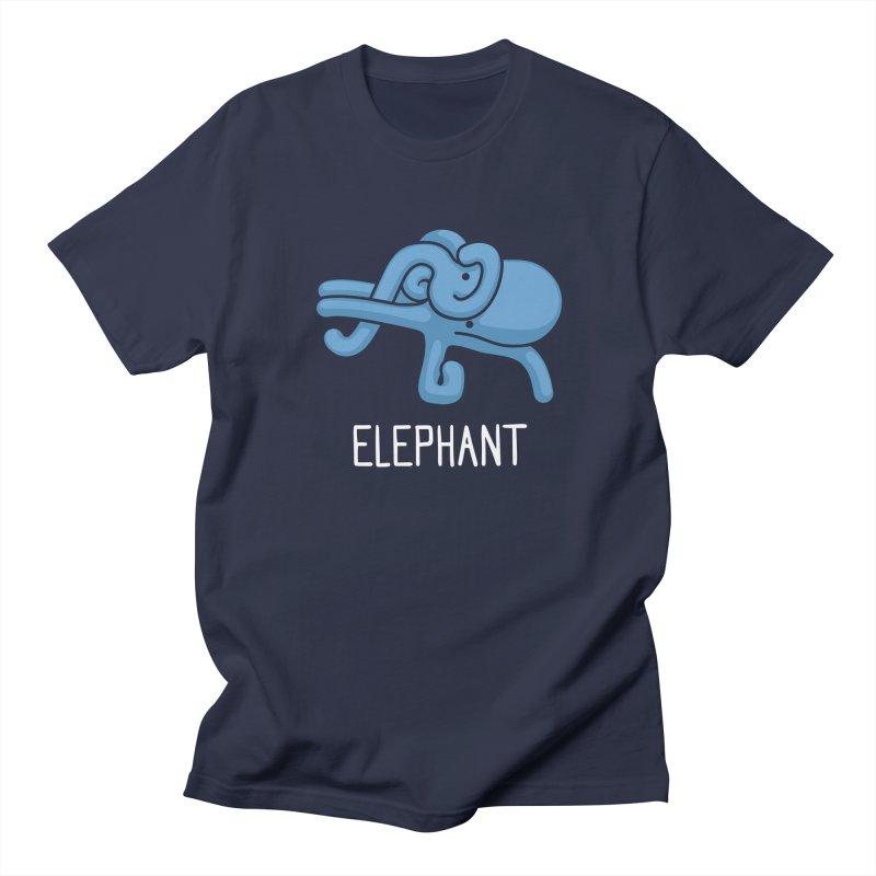 Elephant (Not an Octopus) Women's Unisex T-Shirt by Gyledesigns' Artist Shop