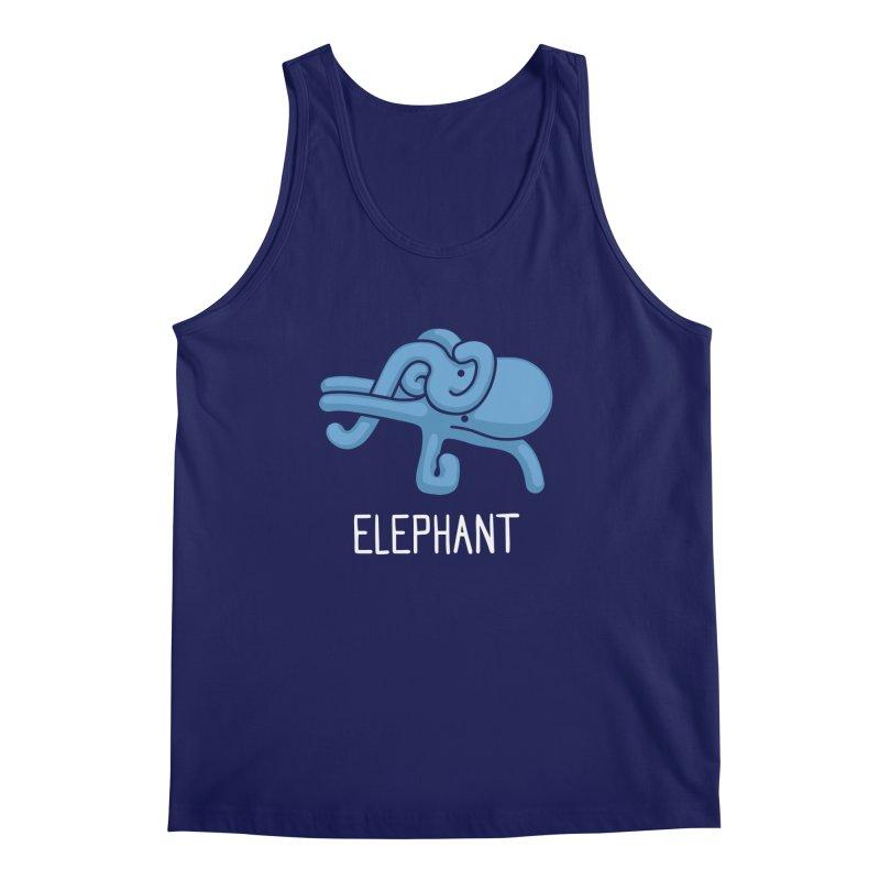 Elephant (Not an Octopus) Men's Tank by Gyledesigns' Artist Shop