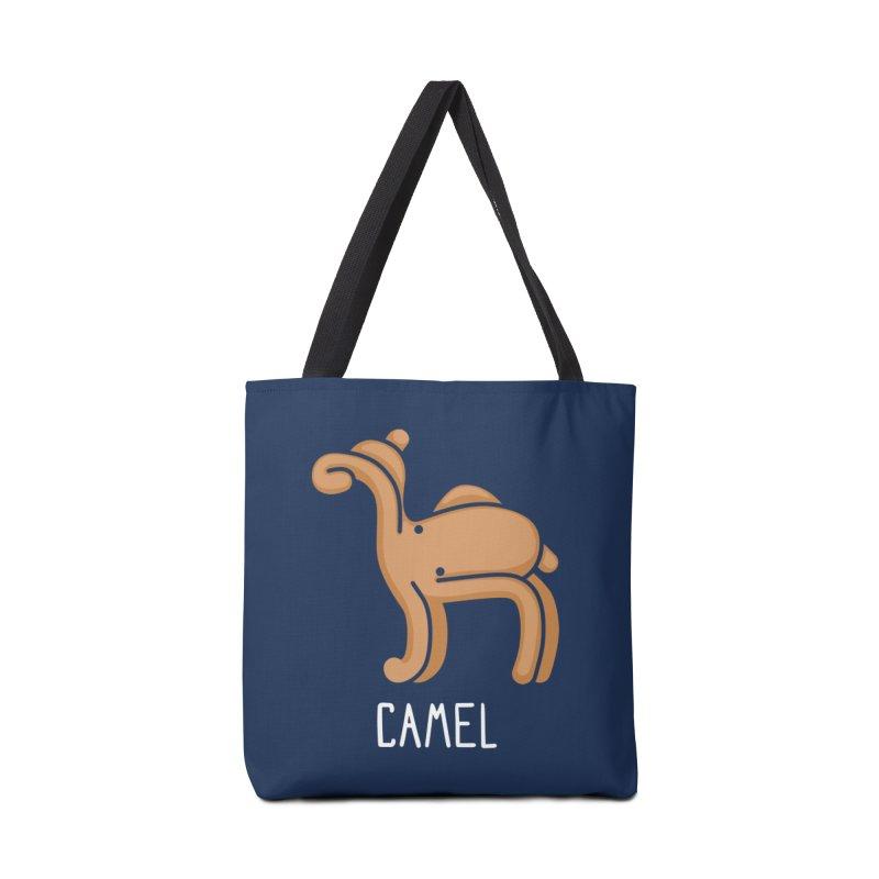 Camel (Not an Octopus) Accessories Bag by Gyledesigns' Artist Shop