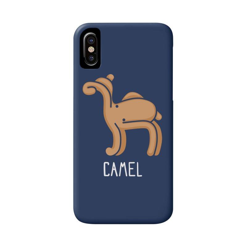 Camel (Not an Octopus) Accessories Phone Case by Gyledesigns' Artist Shop