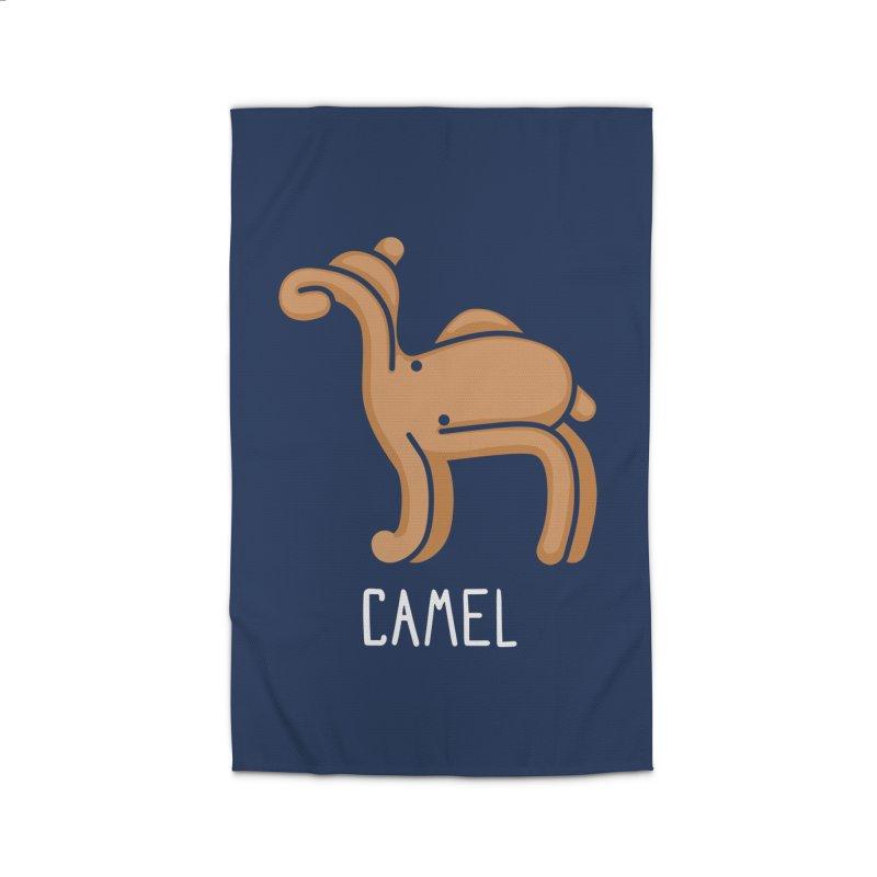 Camel (Not an Octopus) Home Rug by Gyledesigns' Artist Shop