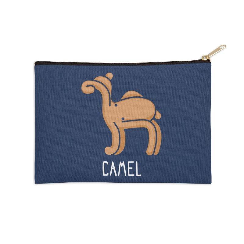 Camel (Not an Octopus) Accessories Zip Pouch by Gyledesigns' Artist Shop