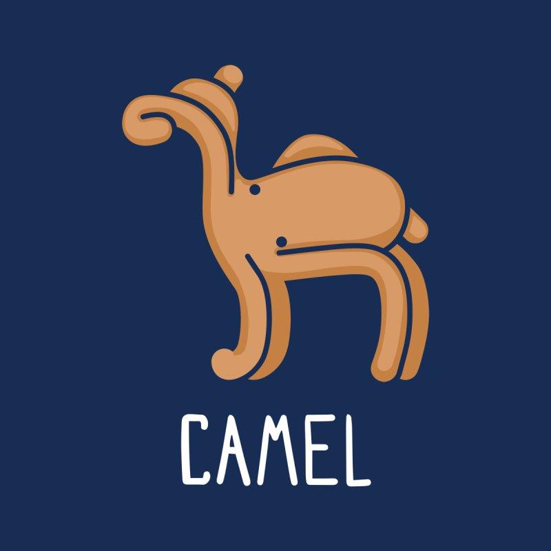Camel (Not an Octopus) by Gyledesigns' Artist Shop