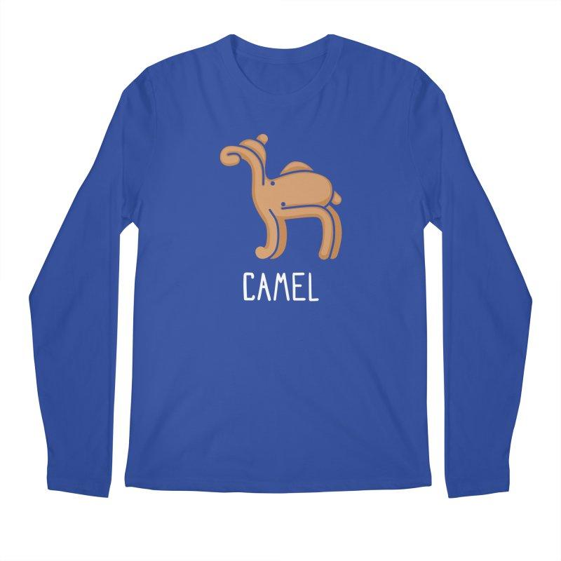 Camel (Not an Octopus) Men's Longsleeve T-Shirt by Gyledesigns' Artist Shop