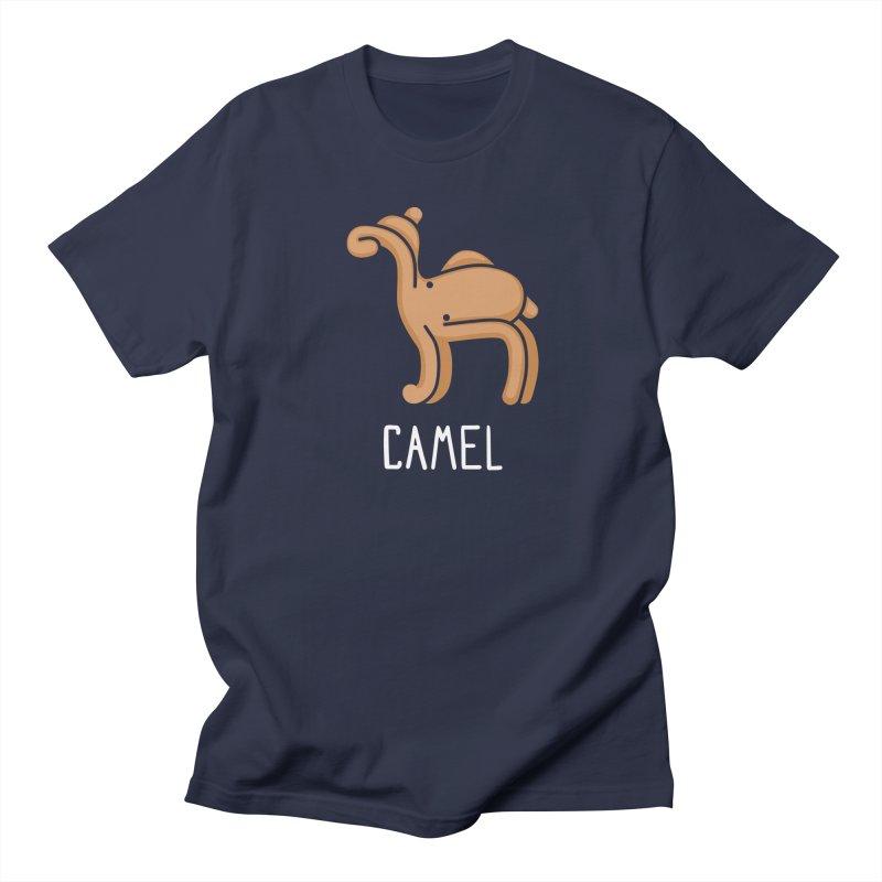 Camel (Not an Octopus) Men's T-shirt by Gyledesigns' Artist Shop