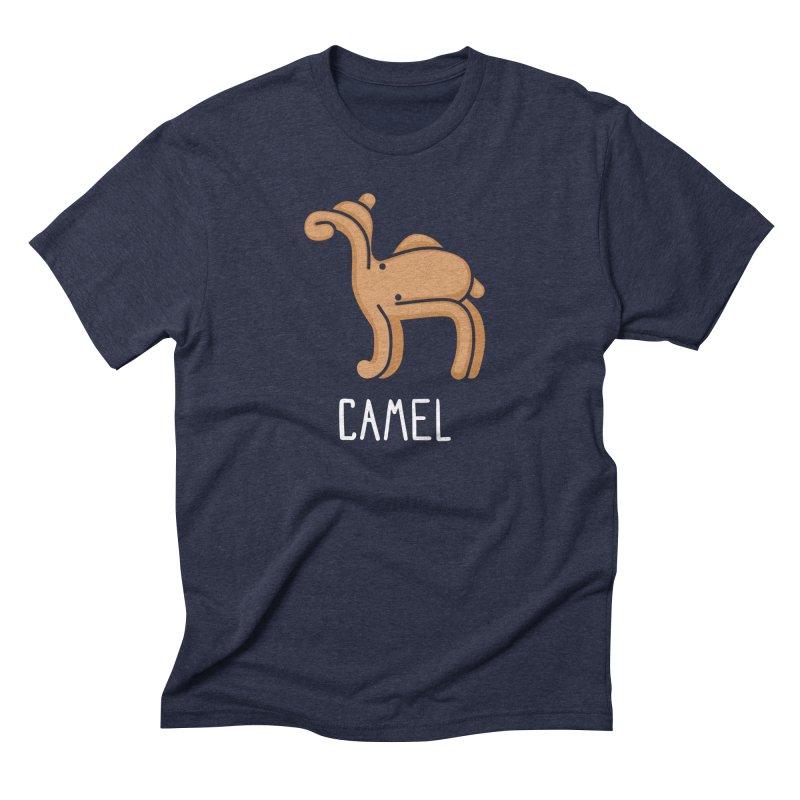 Camel (Not an Octopus) Men's Triblend T-shirt by Gyledesigns' Artist Shop