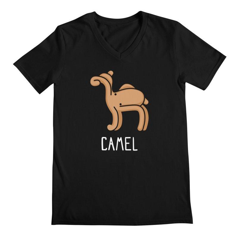 Camel (Not an Octopus) Men's V-Neck by Gyledesigns' Artist Shop