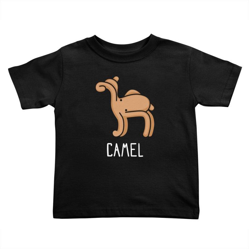 Camel (Not an Octopus) Kids Toddler T-Shirt by Gyledesigns' Artist Shop