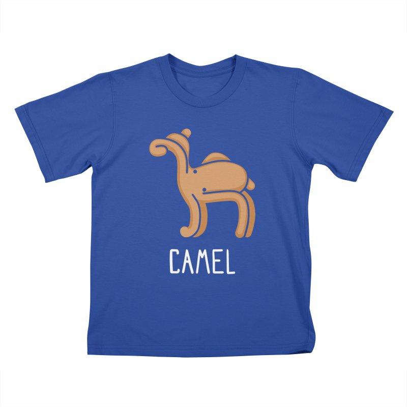 Camel (Not an Octopus) Kids T-shirt by Gyledesigns' Artist Shop