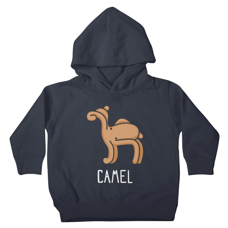 Camel (Not an Octopus) Kids Toddler Pullover Hoody by Gyledesigns' Artist Shop