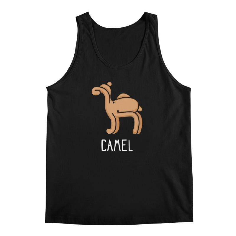 Camel (Not an Octopus) Men's Tank by Gyledesigns' Artist Shop