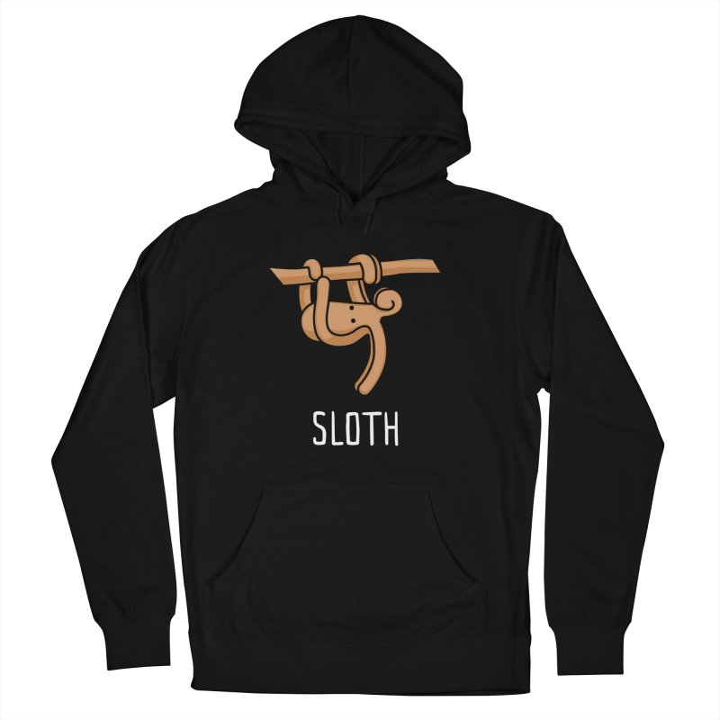 Sloth (Not an Octopus) Women's French Terry Pullover Hoody by Gyledesigns' Artist Shop