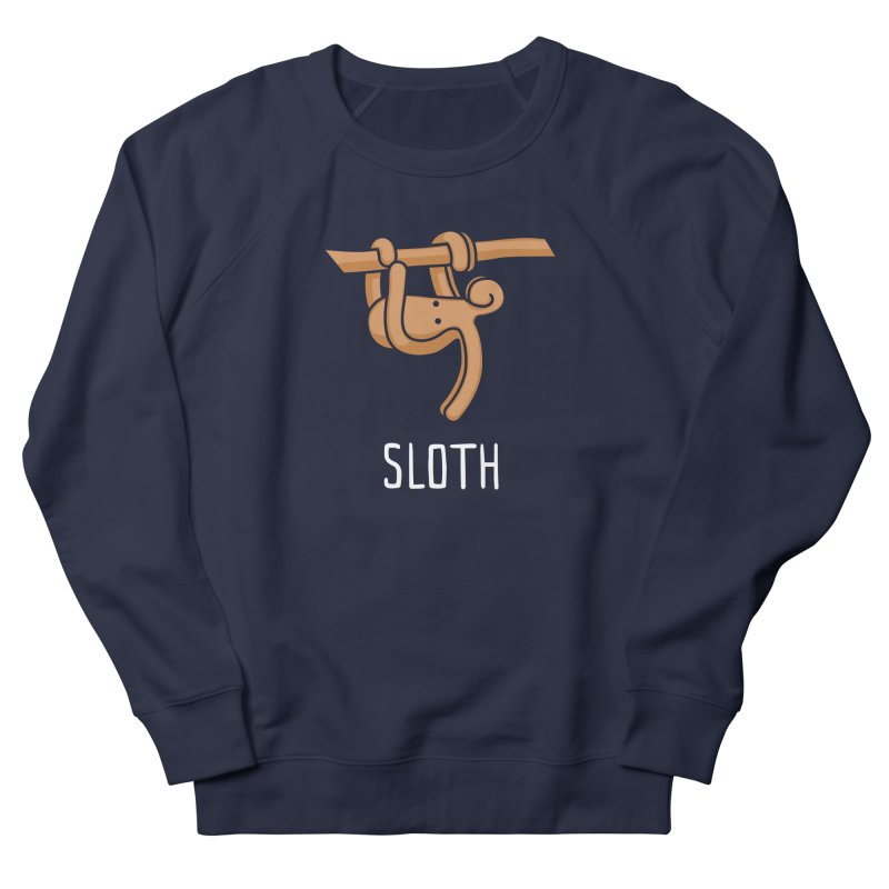 Sloth (Not an Octopus) Women's Sweatshirt by Gyledesigns' Artist Shop
