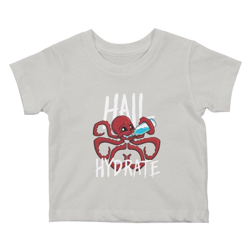 Hail Hydrate! Kids Baby T-Shirt by Gyledesigns' Artist Shop