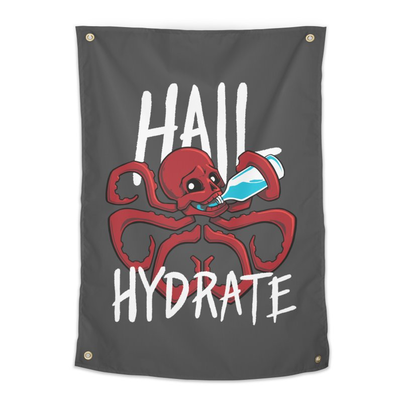 Hail Hydrate! Home Tapestry by Gyledesigns' Artist Shop