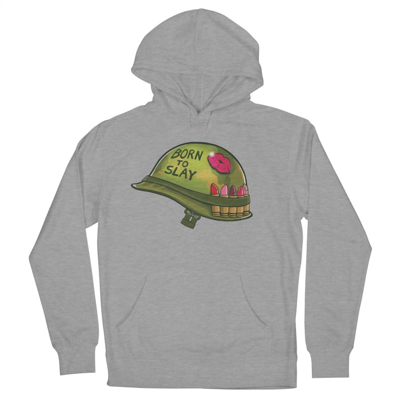 Born to Slay Women's Pullover Hoody by Gyledesigns' Artist Shop