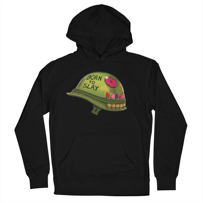 Born to Slay Men's Pullover Hoody by Gyledesigns' Artist Shop
