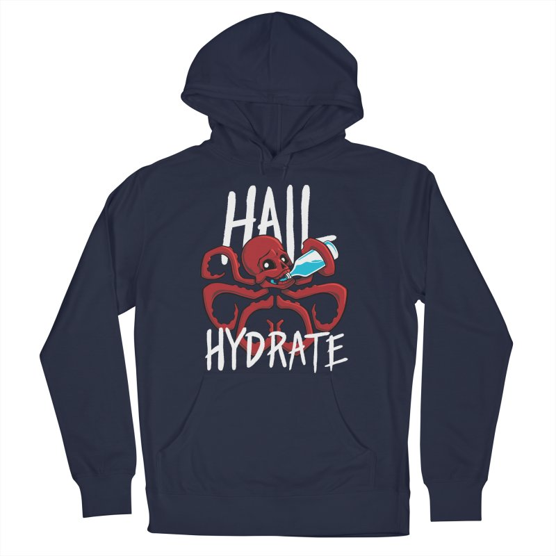 Hail Hydrate Men's Pullover Hoody by Gyledesigns' Artist Shop
