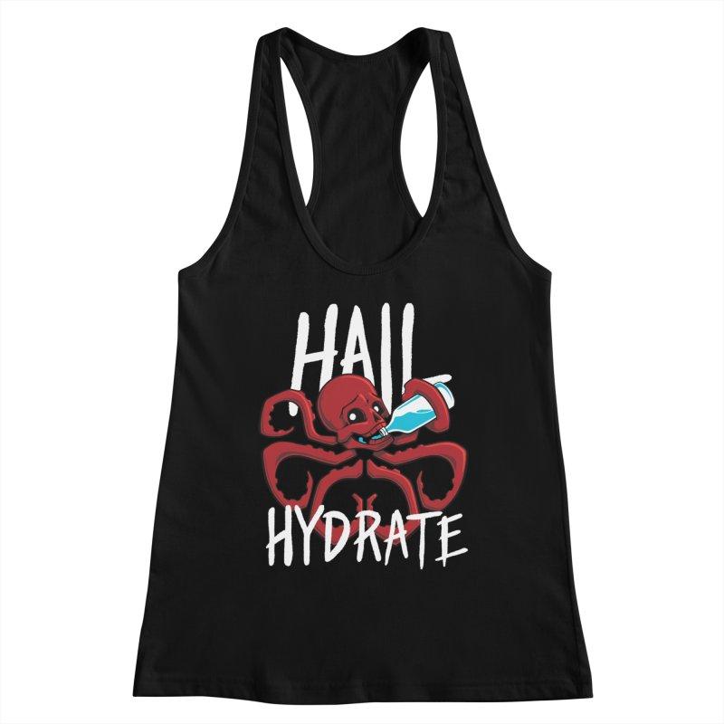 Hail Hydrate Women's Tank by Gyledesigns' Artist Shop