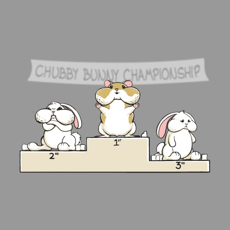 Chubby Bunny by Gyledesigns' Artist Shop