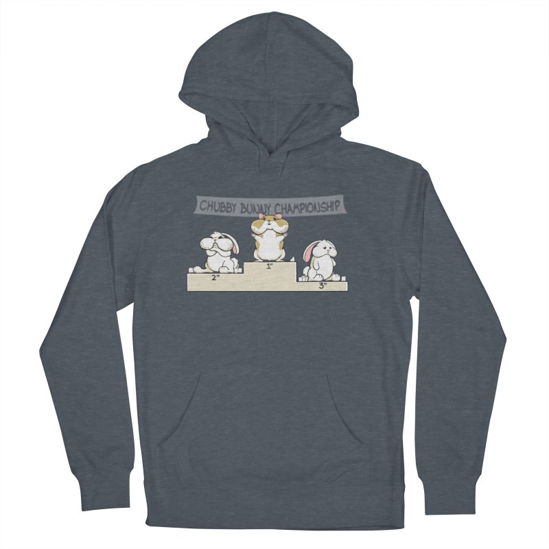Chubby Bunny Women's Pullover Hoody by Gyledesigns' Artist Shop