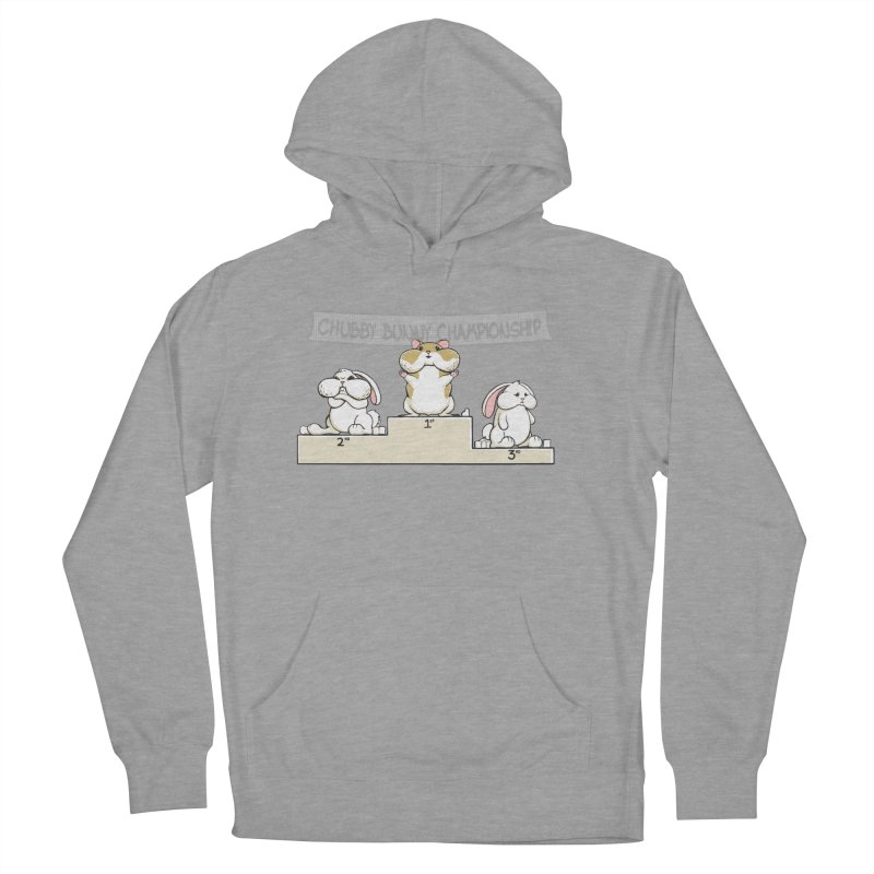 Chubby Bunny Men's Pullover Hoody by Gyledesigns' Artist Shop