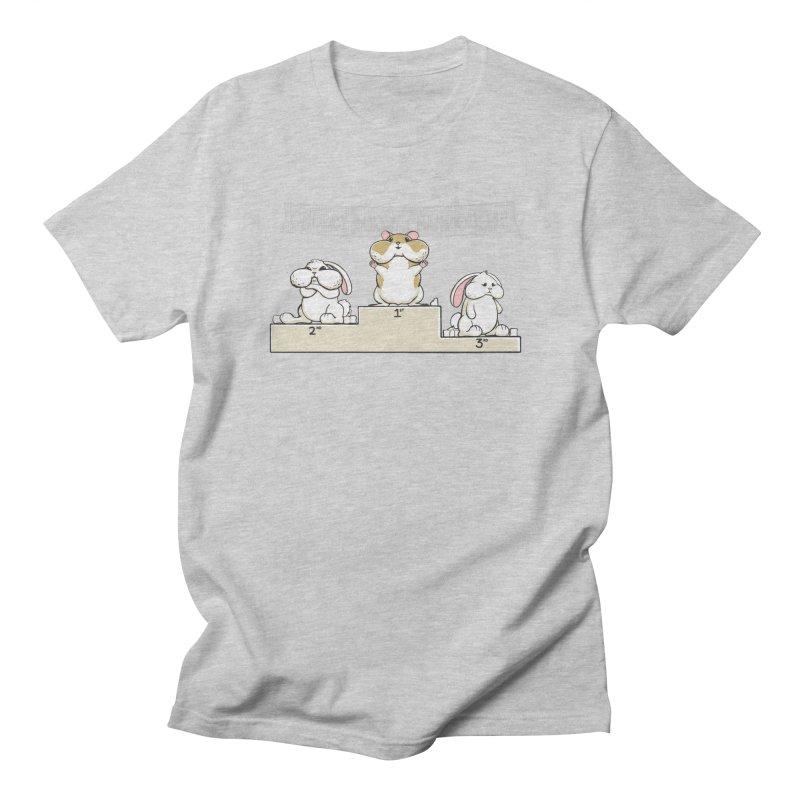 Chubby Bunny Men's Regular T-Shirt by Gyledesigns' Artist Shop